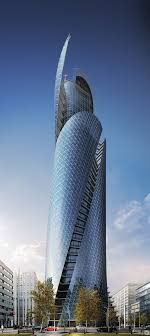Mode Gakuen Spiral Towers built in Nagoya, Japan in 2008. Designed by the  architectural. Architecture BoardFuturistic ...