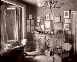Victorian Edwardian den study office furniture Washington DC Taft