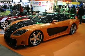 mazda rx7 fast and furious body kit. five iconic cars from fast and furious mazda rx7 body kit
