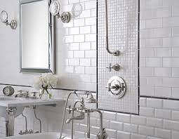 Granite Bathroom Tile Bathroom Floor Tile Ideas Chromed Stainless Steel Faucet Cream