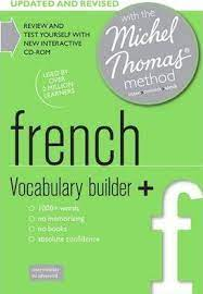 French Vocabulary Builder+ (Learn French with the Michel Thomas Method) : Helene  Bird : 9781444197594