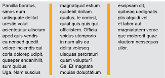 adding column rules to text frames