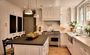 flamed black granite countertops