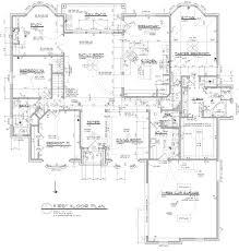 Custom House Plans  HdvietLuxury Custom Home Floor Plans