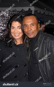 Sugar Ray Leonard Wife Bernadette Robi ...