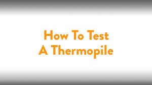 fireplace how to testing a thermopile