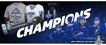 Tampa Bay Lightning 2021 Stanley Cup ...