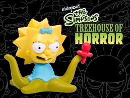 Kidrobot The Simpsons Treehouse Of Horror  Alien Kodos With Simpsons Treehouse Of Horror Kidrobot