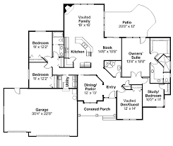 bungalow single story house plans best of 4 bedroom single story house plans two story home