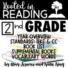rooted in reading 2nd grade the overview