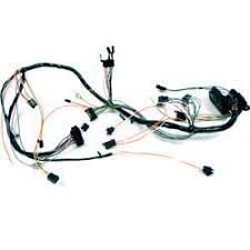 impala parts electrical and wiring classic industries 1966 impala full size floor shift auto trans underdash wiring harness