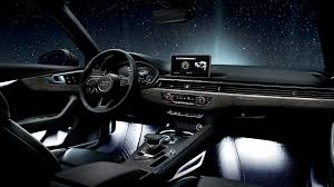 ambient interior lighting. 2018 Audi A4 Ambient Lighting Library Interior G