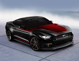 2017 mustang concept. Unique 2017 2017 Ford Mustang  Concept Rendering Of The EcoBoost  U201cSport Touringu201d In F