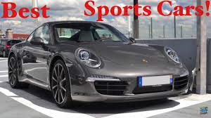 top sport luxury cars