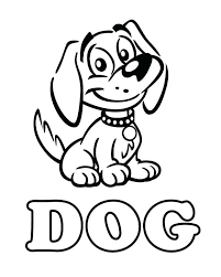 Cat Dog Free Printable Coloring Pages For Preschoolers Preschool