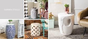 garden stools indoor outdoor