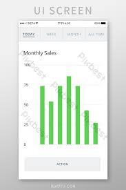 Chart Analysis Software Chart Analysis Data Software Mobile App Interface Ui