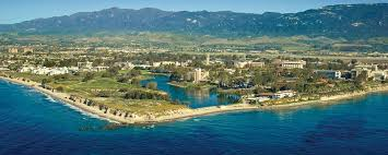 home university of california santa barbara beautiful campus