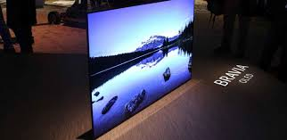 sony tv 4k oled. this time, it\u0027s the turn of sony to unveil its new range 4k hdr oled tvs. tv 4k oled