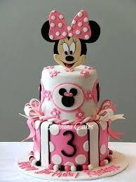 45 Cute Minnie Mouse Birthday Cakes Party Ideas Ph