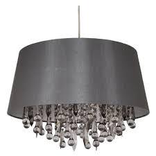 fifi pendant light shade grey