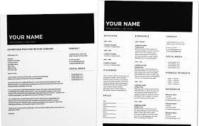 Adobe Resume Template Awesome Adobe Up Your Resume Game Maybe Your Whole Career Game