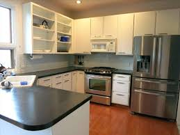 white kitchen cabinets with black granite countertops images home depot grey and photos marble for liquidators