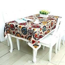 ikea table cloth round