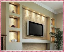 Small Picture tv wall unit ideas gypsum decorating ideas 2016 drywall wall unit