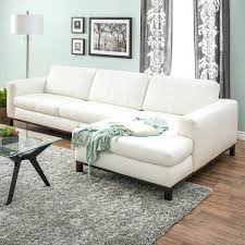 cream leather sectional sofa colored