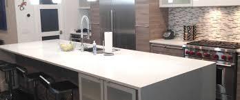 quartz kitchen countertop while granite countertops