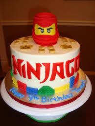 Lego Ninjago Kai Birthday Cake - CakeCentral.com