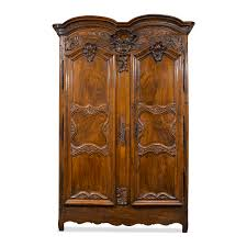 vintage antique furniture wardrobe walnut armoire. French Provincial Double Door Armoire Vintage Antique Furniture Wardrobe Walnut A
