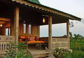 foto rumah sederhana di desa dan kampung terbaru 2017 warnacat net