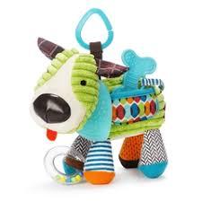 Развивающая <b>игрушка Skip Hop</b> Bandana Pals <b>Stroller</b> Toy ...