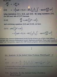solved mathematical modelling a case