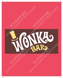 chocolate bar wrappers willy wonka chocolate bar party invite james forward design