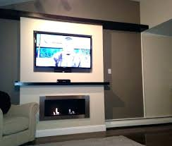 recessed tv recessed mount recessed wall mount electric fireplace intended for flush how to a for flush recessed recessed tv box recessed tv in stone wall