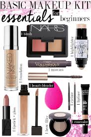 basic makeup kit essentials for beginners citizens of beauty