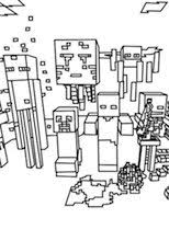Minecraft Coloring Pages Best Minecraft Printables