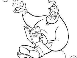 Princess Jasmine Aladdin Coloring Pages Disney And Wedding Printable