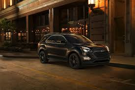 Chevy Announces Special Edition Equinox and Traverse SUV Models ...