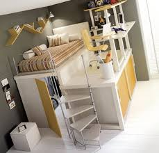 small furniture for small spaces. Furniture Ideas For Small Rooms White Color Trendy Designing Simple Creativity Stairs Wooden Base Spaces