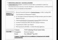 Engineering Cv Template Cv Template Engineering Resume Templates Design For Job Seeker And