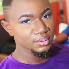men in makeup and gele bellanaijascreen shot 2016