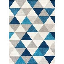 blue and grey area rug blue gray area rug cobalt blue and white area rugs