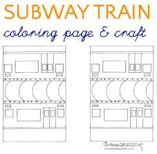 56,000+ vectors, stock photos & psd files. Subway Train Coloring Page