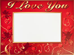 i love you picture frames
