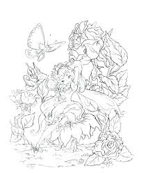 Fairy Coloring Pages Pdf Fairy Tale Coloring Pages Pdf Coloring