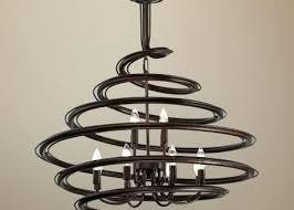 franklin iron works ribbon chandelier black 30 wide rust candelabra style y2301 dazzling chandeliers six light ribbo